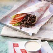 Shawarma de cordero
