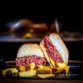 Steak tartar -