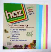 Cartulina Bristol Colores A3 Pqtx10Hjs