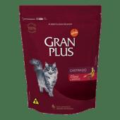 Gran Plus Gato Adulto Castrado Sabor Carne & Arroz 3 Kg