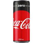 Coca-cola zero, 0.33