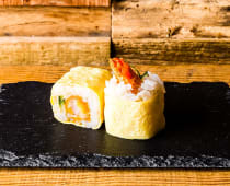 Egg Roll Crevette tempura