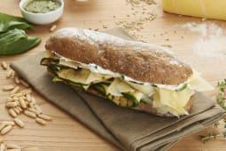 Siciliano - certifcato dall'Accademia del panino italiano