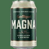 Cerveza San Miguel Magna (lata 33cl.)