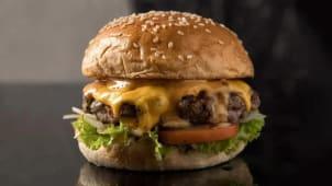 Le Metic Burger + Pommes Frites
