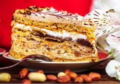 Торт Паоло порційний