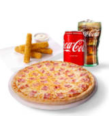 Menú individual pizza promo -20%