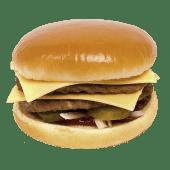 Бургер Дабл Біф чіз (166г)