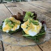 Huevos Florentine