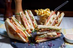 Club sandwich premium