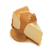 Chesecake de dulce de leche
