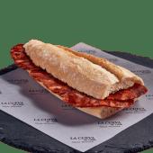 Bocadillo Chorizo Casero