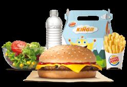 King Jr. Meal™ - Cheeseburger