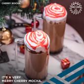 Cherry Mocha