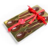 Cucchiaini di Cioccolato Latte gr.55 6pz