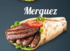 Cheese Nan Merguez