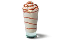Frappuccino® Double Caramel et crème