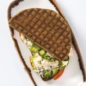 Sándwich tunacado