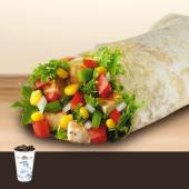 Combo Burrito Verde