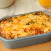 Lasagna artesanal vegetariana (4-6 porciones)