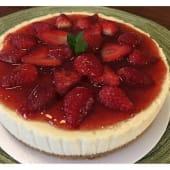 Cheesecake De Fresas (20 cm.)