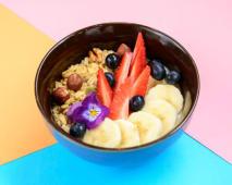 Oatmeal All-Day-Breakfast
