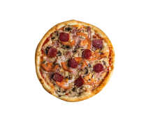 Піца М'ясна (500г)
