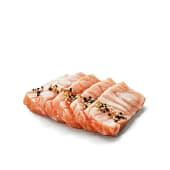 Sashimi Salmão Braseado (10 Unidades)