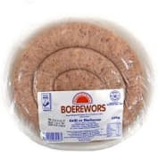 Borewors
