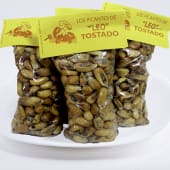 Porción de tostado