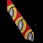 Cravatta in cotone - ansongo