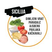 Palačinka Sicilija