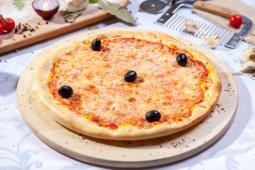 Pizza Margherita mare