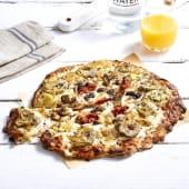 Pizza Verdures