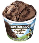 Coppetta Chocolate Fudge Brownie Ben & Jerry-150 ml