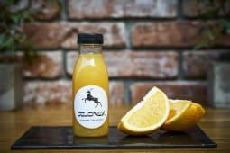 Świeżo wyciskany sok pomarańczowy 0.2l