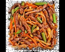 Carne de vită ca la Hong-Kong Hot