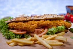 Sandwich crispy