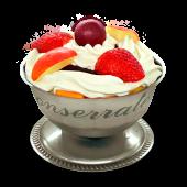 Ensalada de frutas tradicional