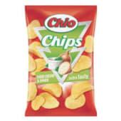 Чіпси Чіо Сметана та цибуля (150г)