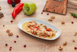 Shrimps Provincial