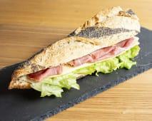 Sandwich Presunto e Queijo Emmental