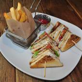 Klub sendvič sa piletinom