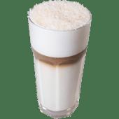 Кокосовый латте (400 мл.)