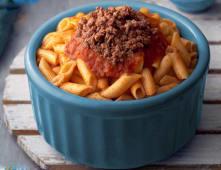 Pasta with Minced Beef Casserole طاجن مكرونة باللحم المفروم