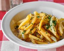 Картопля смажена з цибулею (250г)