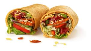 Wrap Pizza Picante