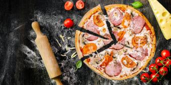 Піца Галицька легенда (530г)