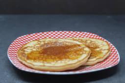 Pancakes sciroppo d'acero