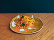 Не буду улюблені довгі макарони в сирному соусі (150г)